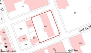 ams-real-estate-215-warren-street-bridgeport-ct-plot-plan